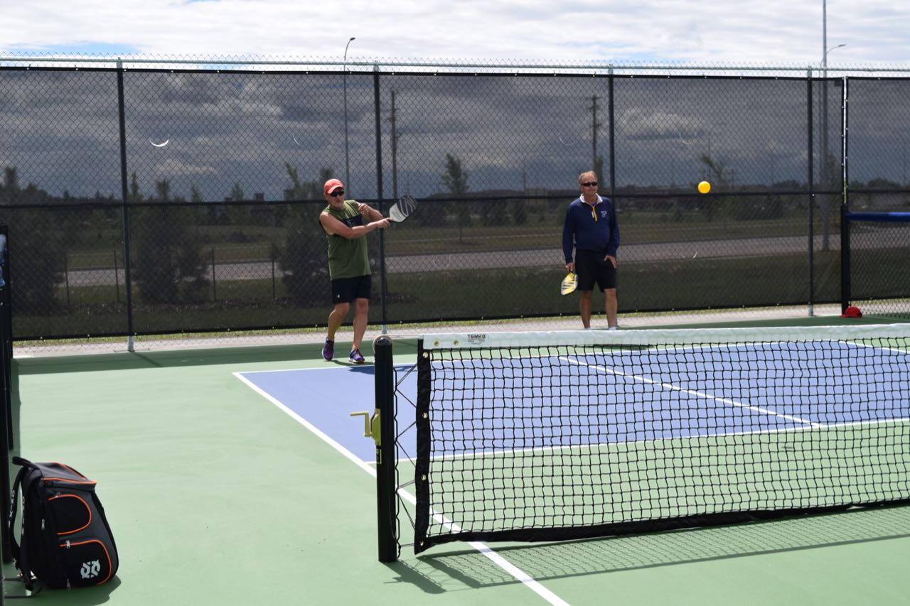 Red Deer Pickleball Courts