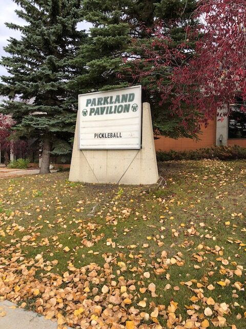 Parkland Pavilion welcomes Pickleball